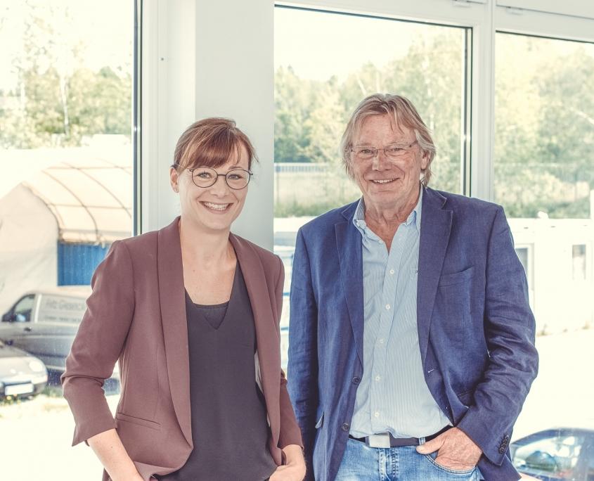Fritz Giesecke Container Geschäftsführung