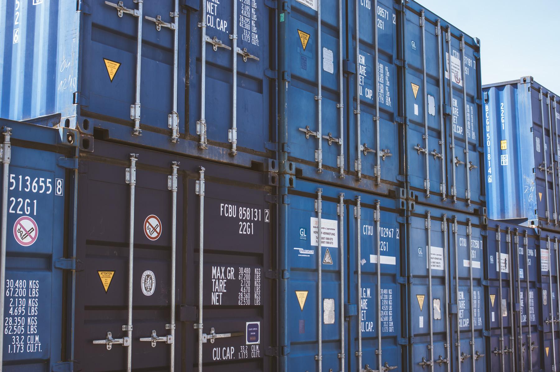 Giescke Container - Container Verkauf