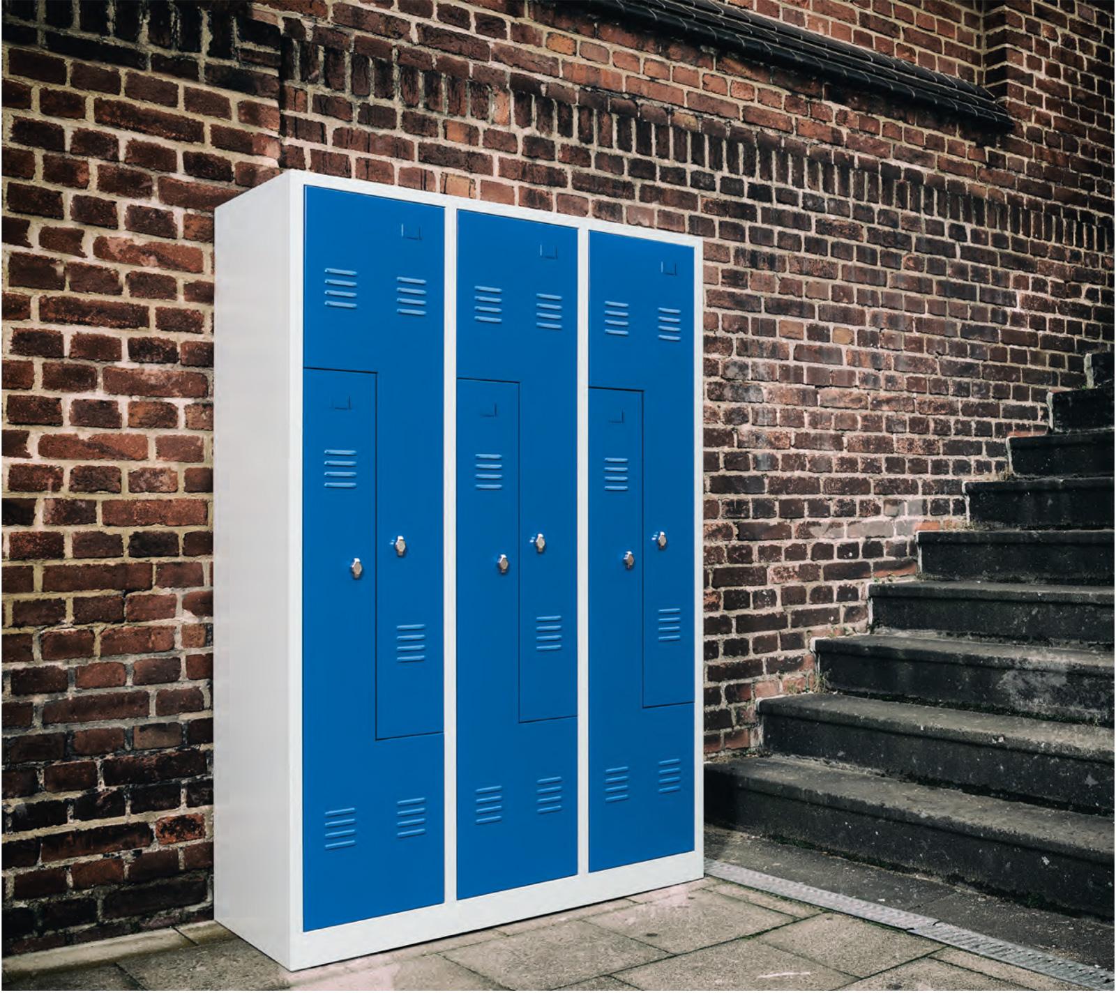 Container Einrichtung
