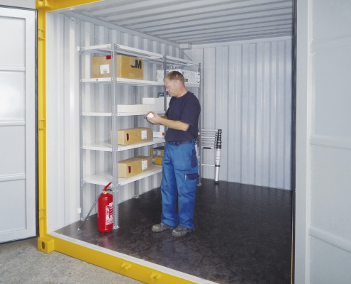Lagercontainer kaufen